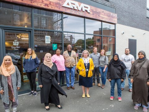 Funding for ARMR store