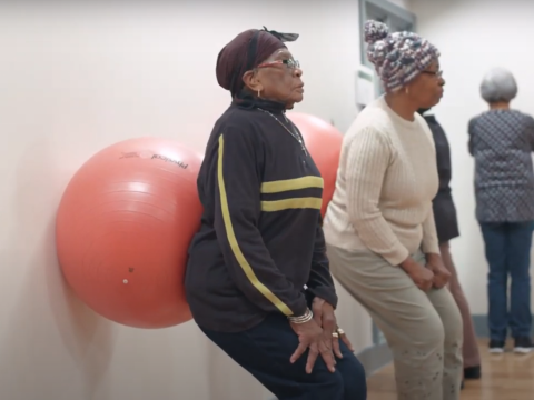 Back Pain Exercise Classes