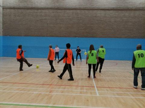 Hulme & Moss Side Walking Football Project