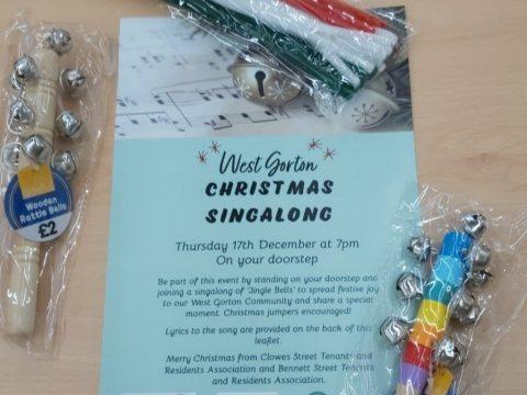 West Gorton Christmas Singalong