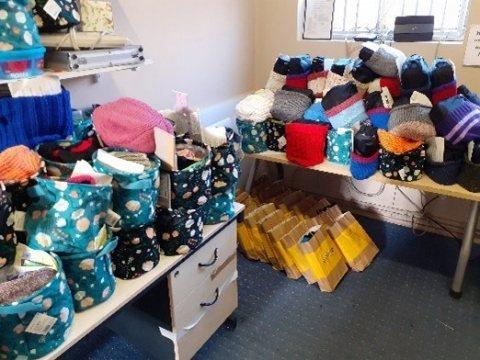 Whalley Range Community Forum Festive Feast Bags