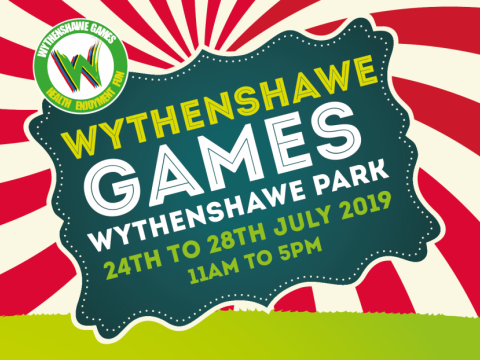 Wythenshawe Games 2019