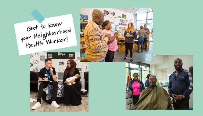 Get to know your Neighbourhood Health Worker