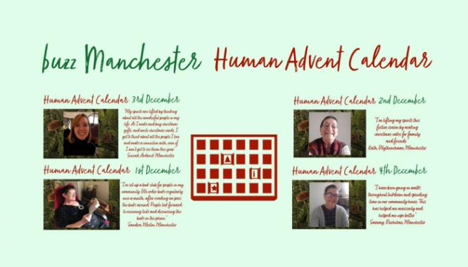 Human Advent Calendar blog