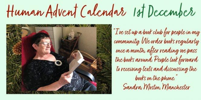 Human Advent calendar 1st dec