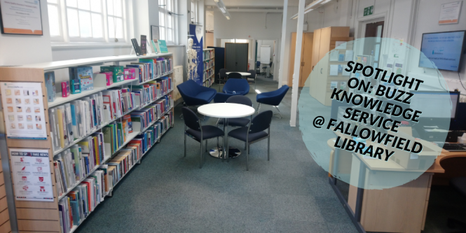 Knowledge Service Fallowfield Library