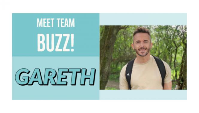 Meet Team buzz Gareth
