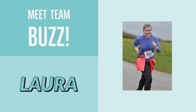 Meet Team buzz Laura