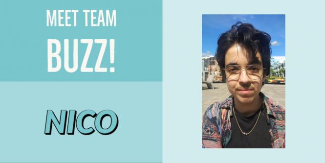 Meet Team buzz Nico tweet