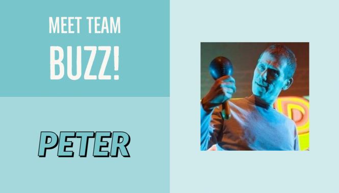 Meet Team buzz Peter