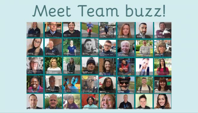 Meet Team buzz