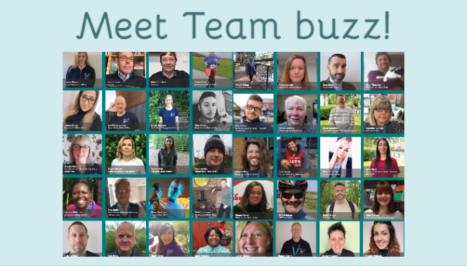 Meet Team buzz