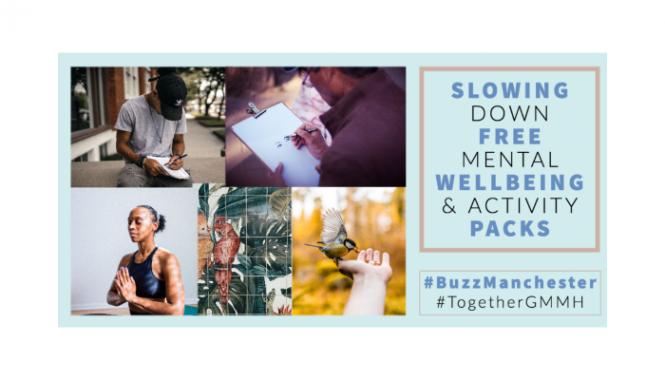 Mental Wellbeing Slowing Down