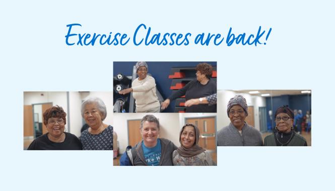 PARS Exercise Classes