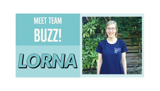 Team buzz Lorna