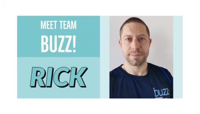 Team buzz Rick