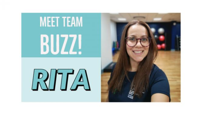 Team buzz Rita