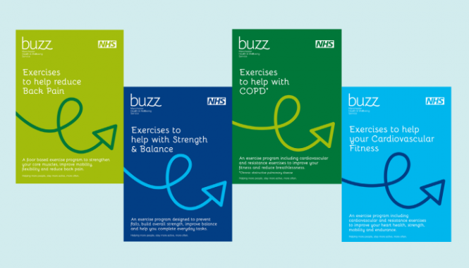 Buzz Exercise Guides