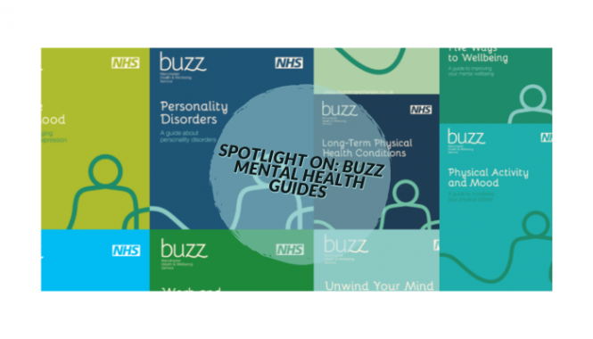 Buzz Mental Health Guides