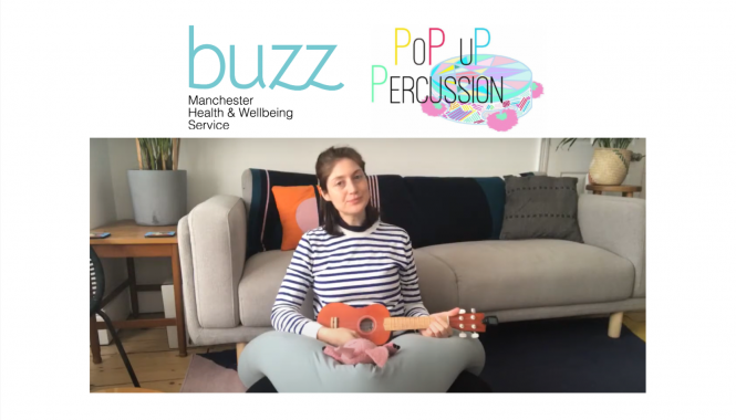 Card image Pop Up Percussion