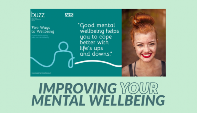 Improving your mental wellbeing blog