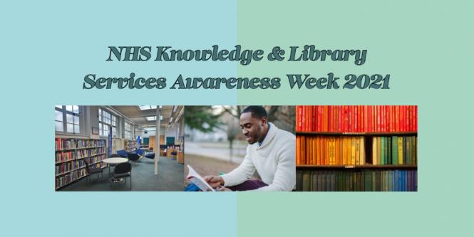Nhs knowledge service week tweet