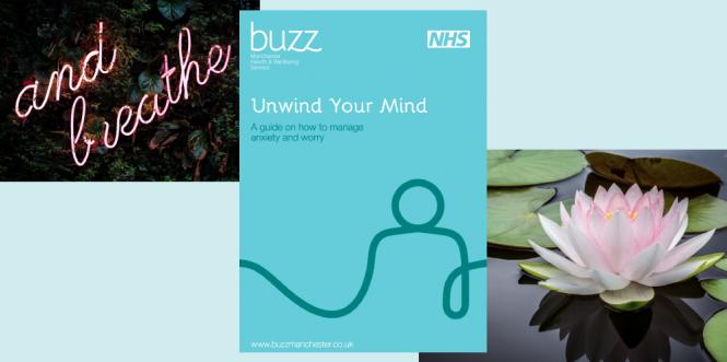 Unwind your mind blog header