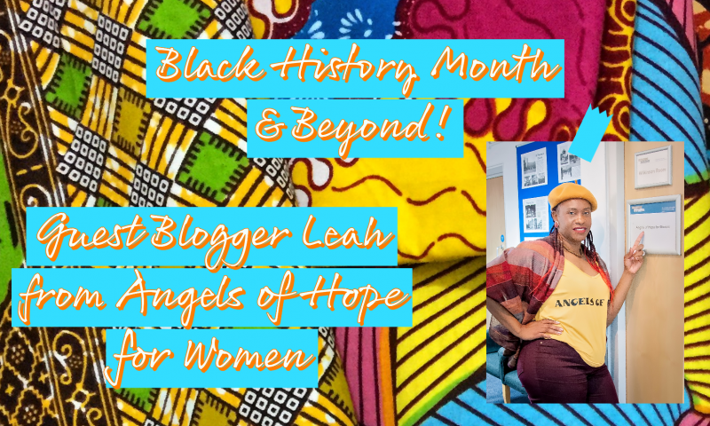Guest Blogger Leah from Angels of Hope for Women
