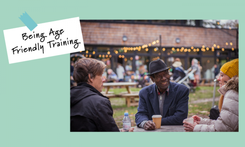 Being Age Friendly Training