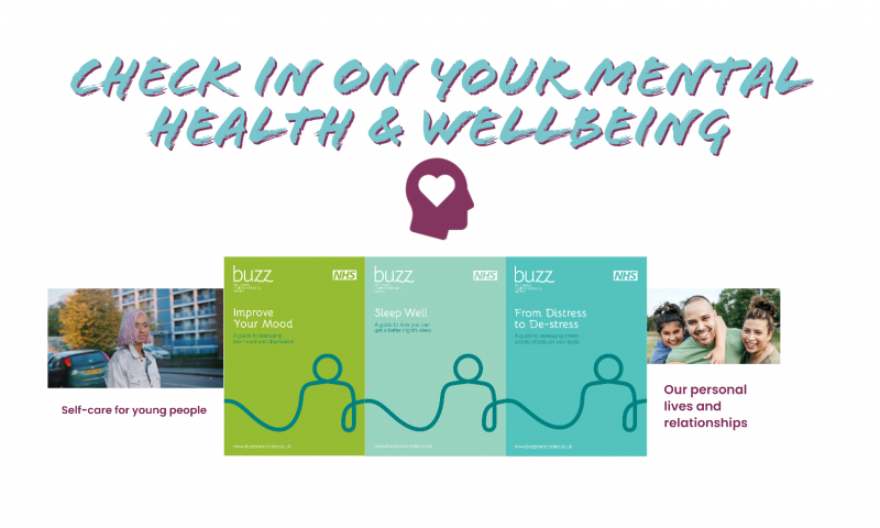 Check In On Your Mental Health & Wellbeing