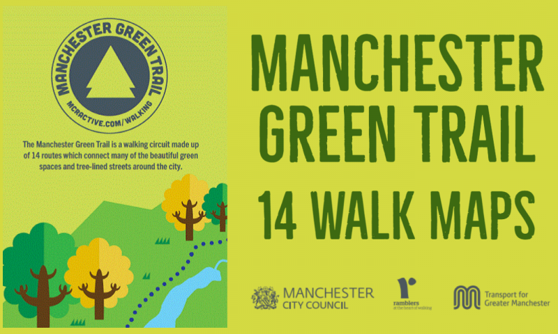 Manchester Green Trail Maps