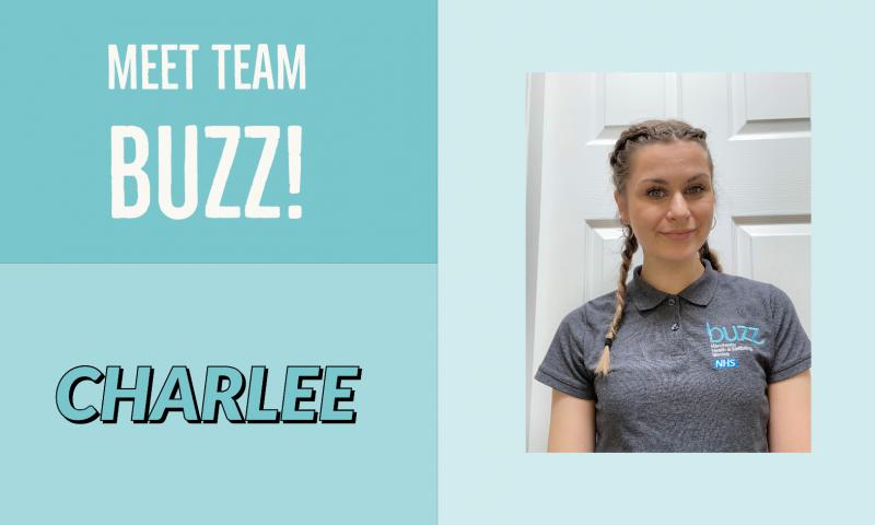 Meet Team buzz: Charlee