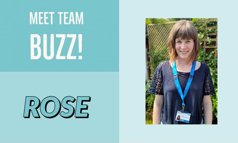 Meet Team buzz: Rose