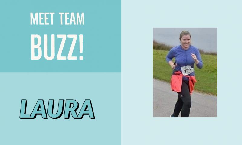 Meet Team buzz: Laura