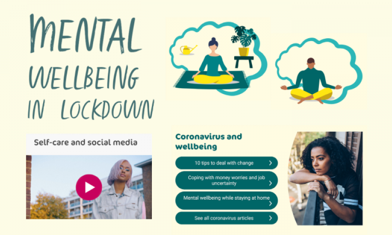 Mental Wellbeing in Lockdown