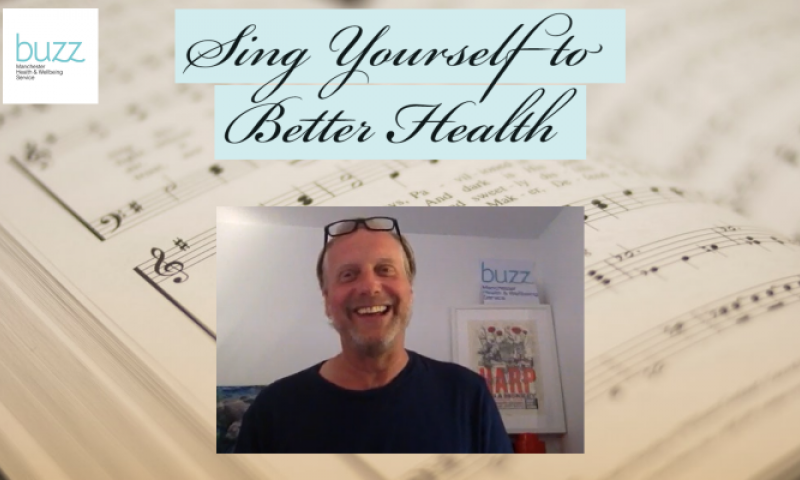 Sing Yourself to Better Health