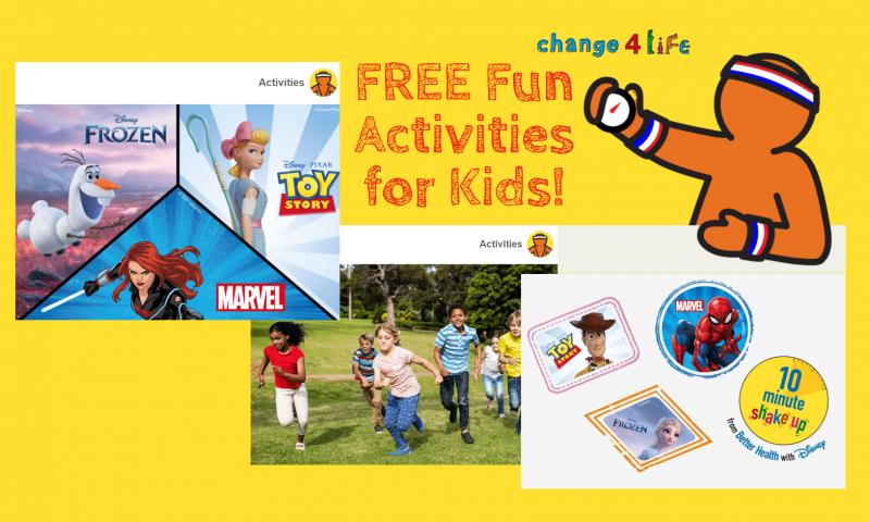 FREE Fun Activities for Kids!