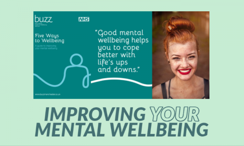 Improving your mental wellbeing