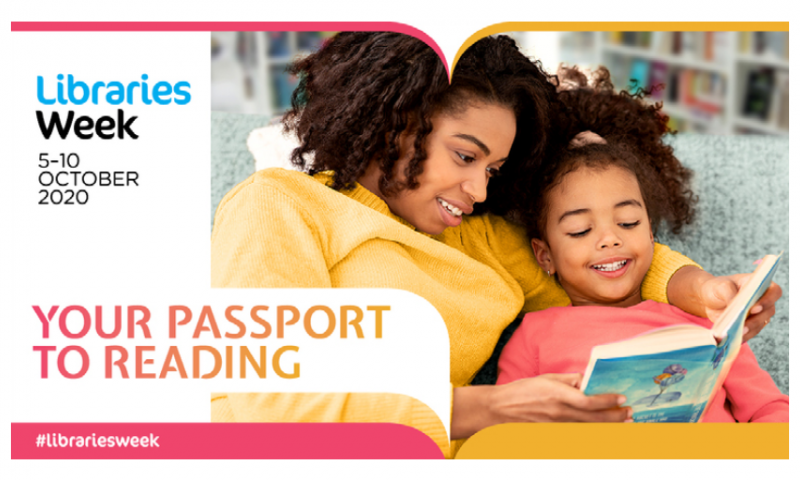 Libraries Week - Your Passport To Reading