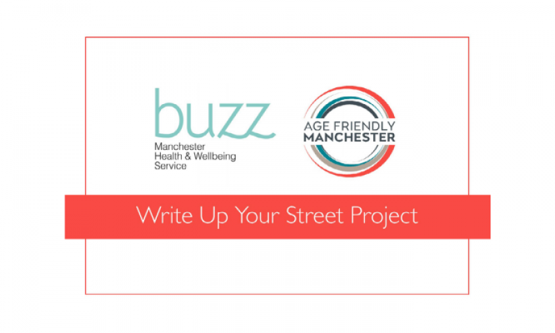 buzz launches Write Up Your Street!