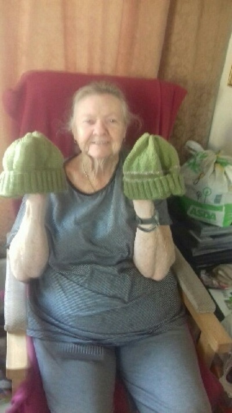 Knitters for Winter Warmer Campaign 2020