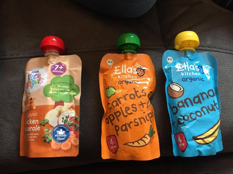 Baby Food Redistribution Project