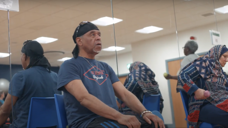 COPD Exercise Classes
