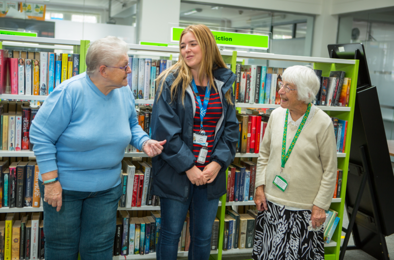 North Manchester Age Friendly Networks