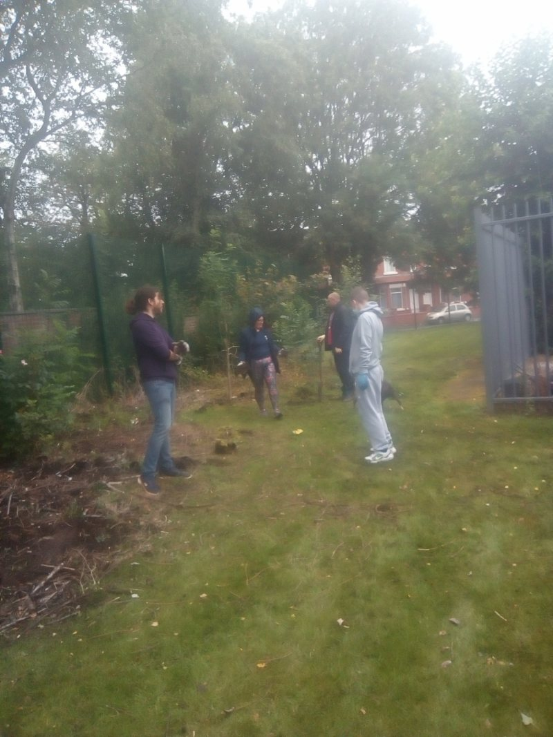 No.93 Gardening Group