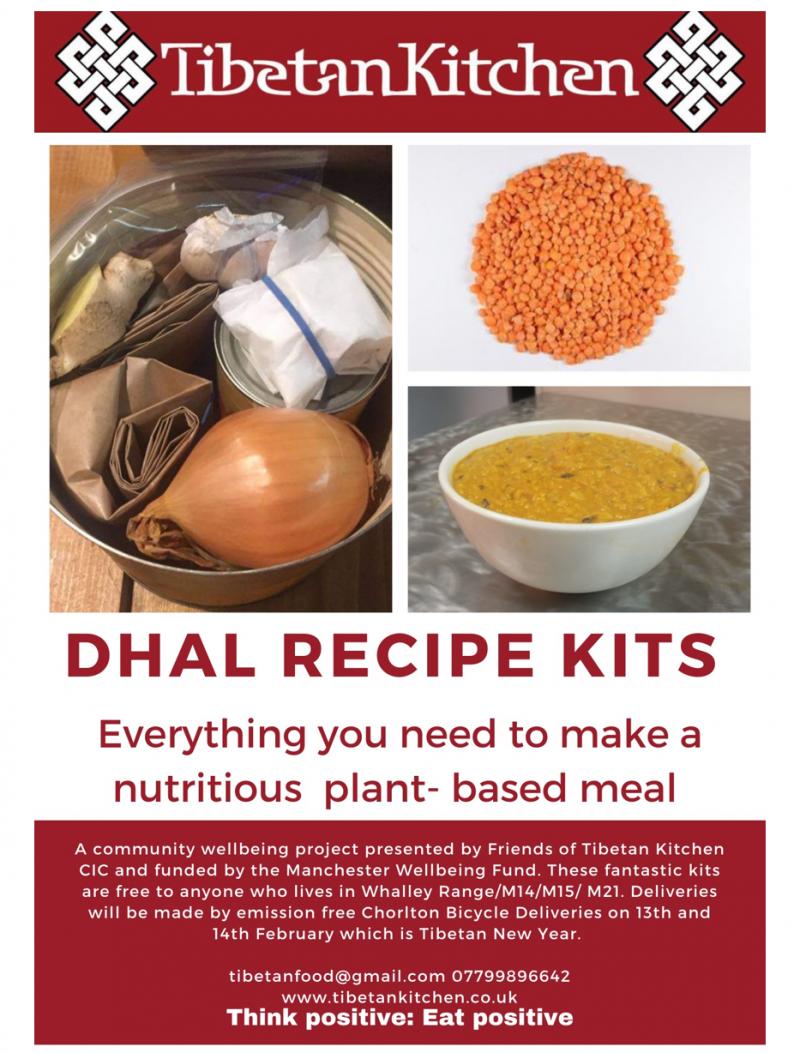 Tibetan Kitchen Cooking Project