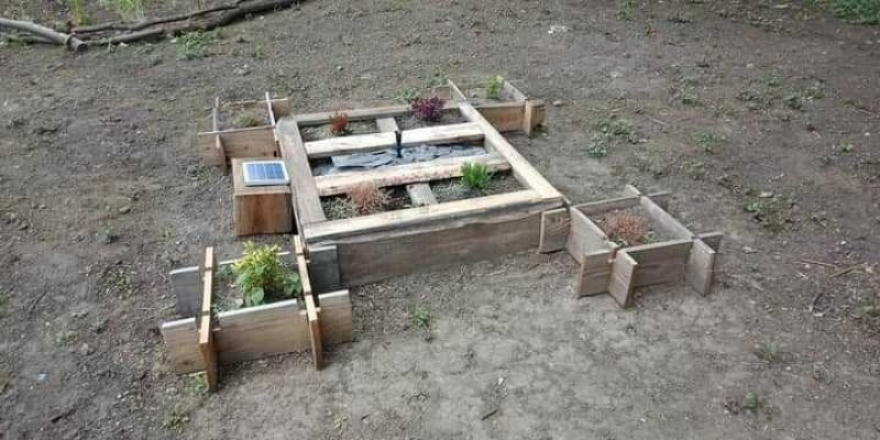 Victoria House Community Garden Project