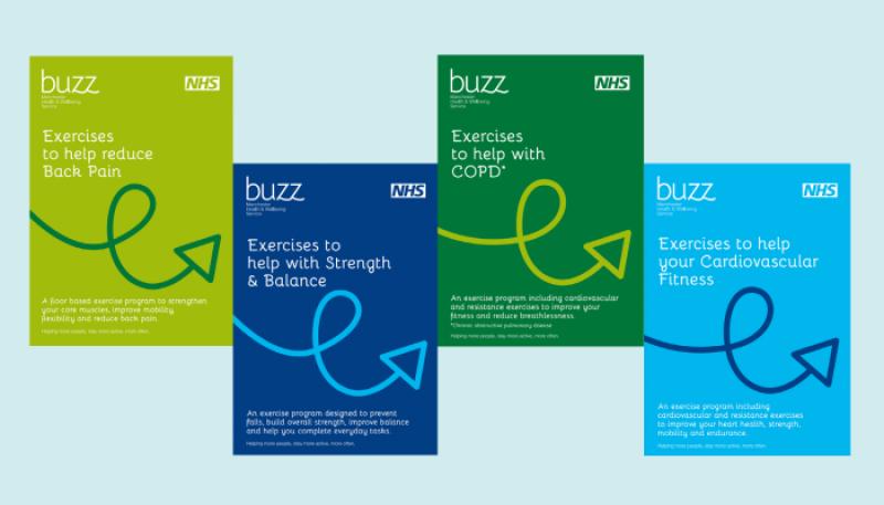 buzz Exercise Guides