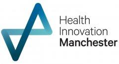 Health Innovation Manchester logo