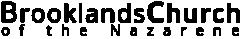 Brooklands Church of the Nazarene logo